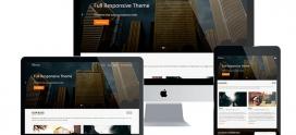 Los selectos mejores temas / templates wordpress Premium Gratis