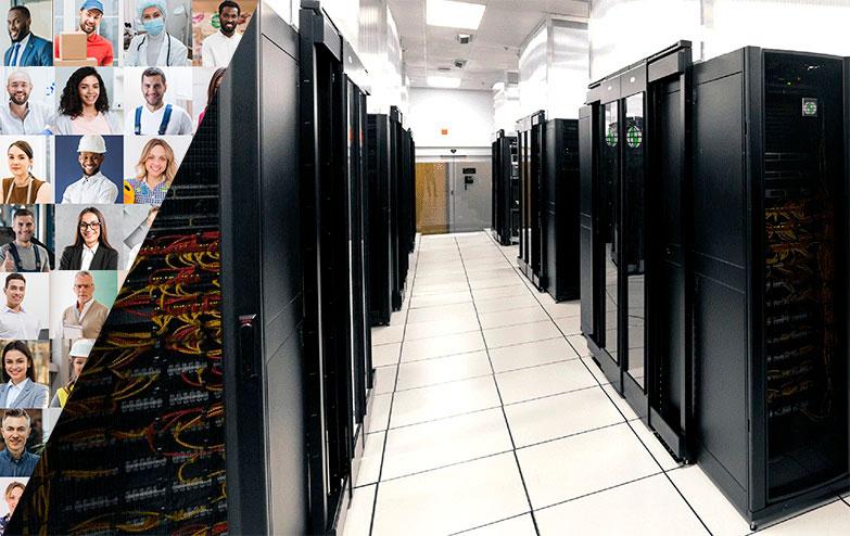 Centro de datos BadaHoster